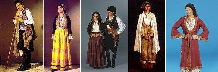 Costumes of Cyprus