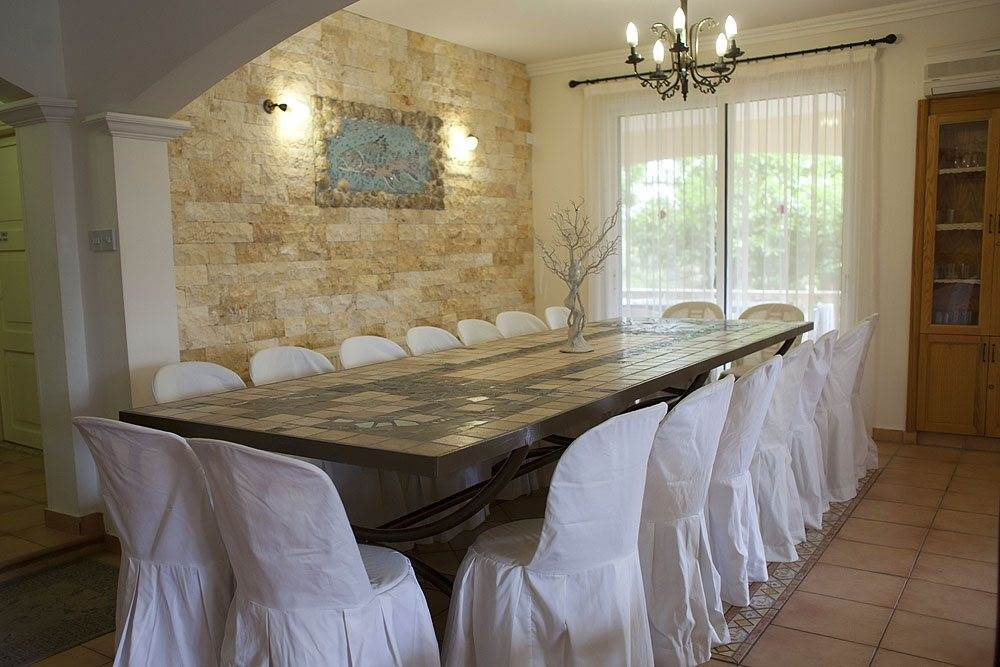 Large Dining Table - The Large Villa Mosaica