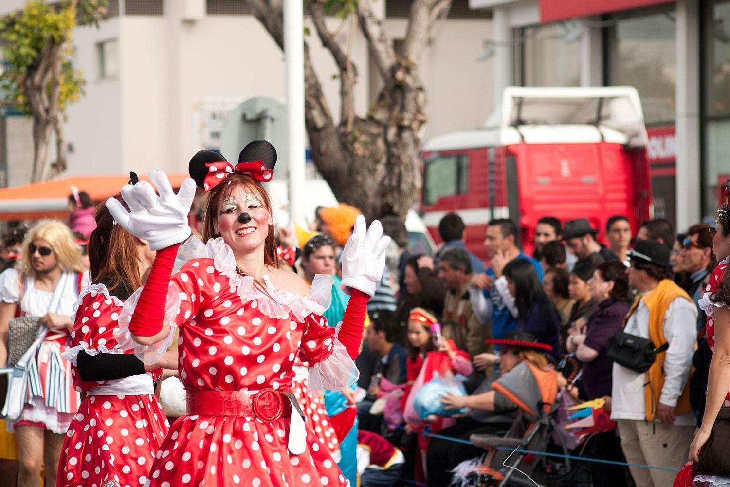 The Limassol Carnival