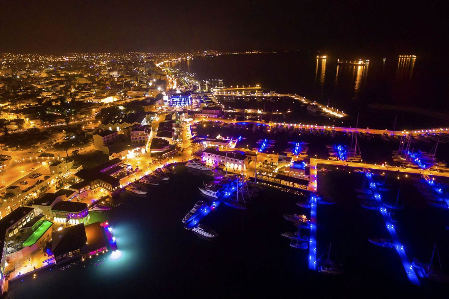 The Marina in Limassol