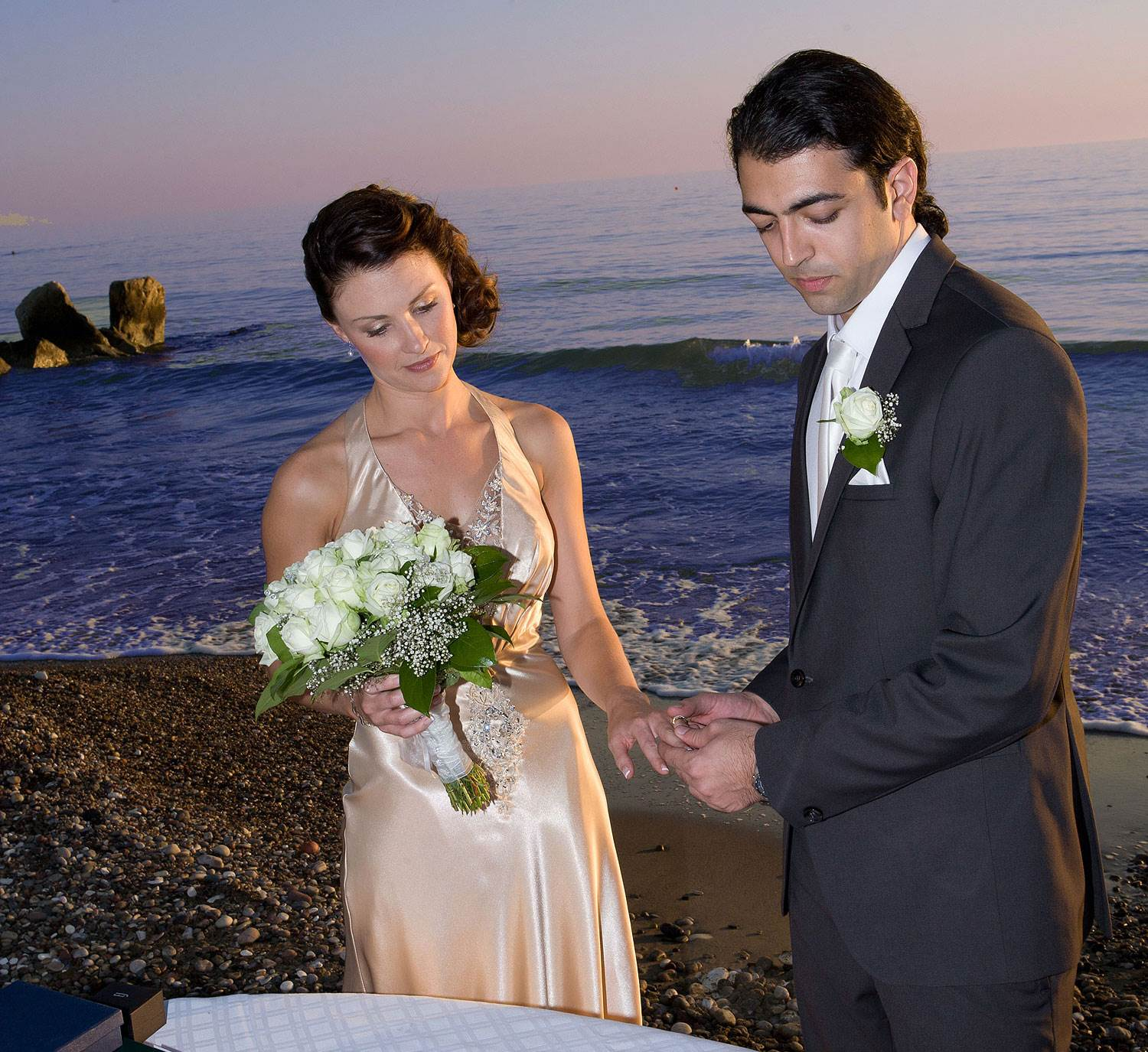Beach Wedding - Cyprus