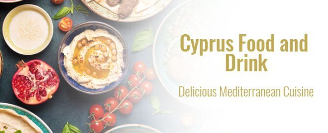 Cyprus Food and Drink