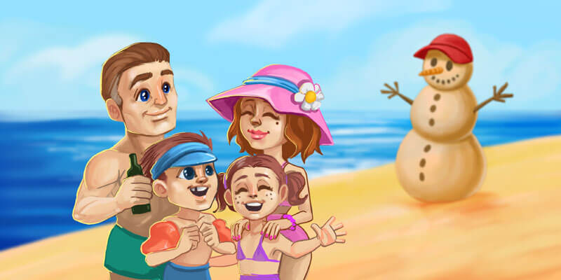 Villa Holiday with Kids